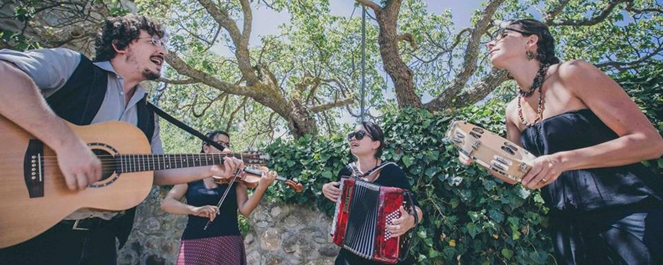 Le Matrioske band folk & more from Sicily