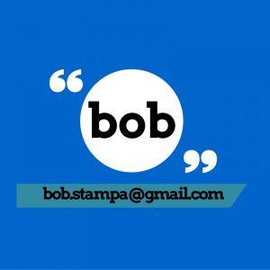 bob ufficio stampa